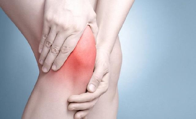 Massage giảm đau khớp gối