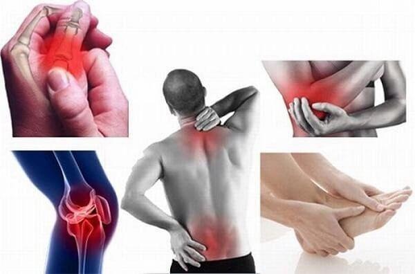 Người đau nhức mệt mỏi và phương pháp massage toàn thân